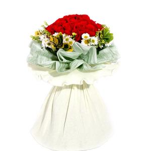 50송이부케형 꽃다발